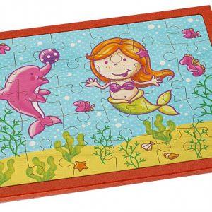 25162 Meerjungfrau und Delphin 30 Teile neu