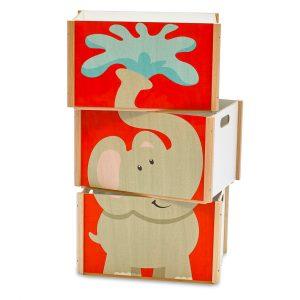 25452 Stapelboxen Elefant